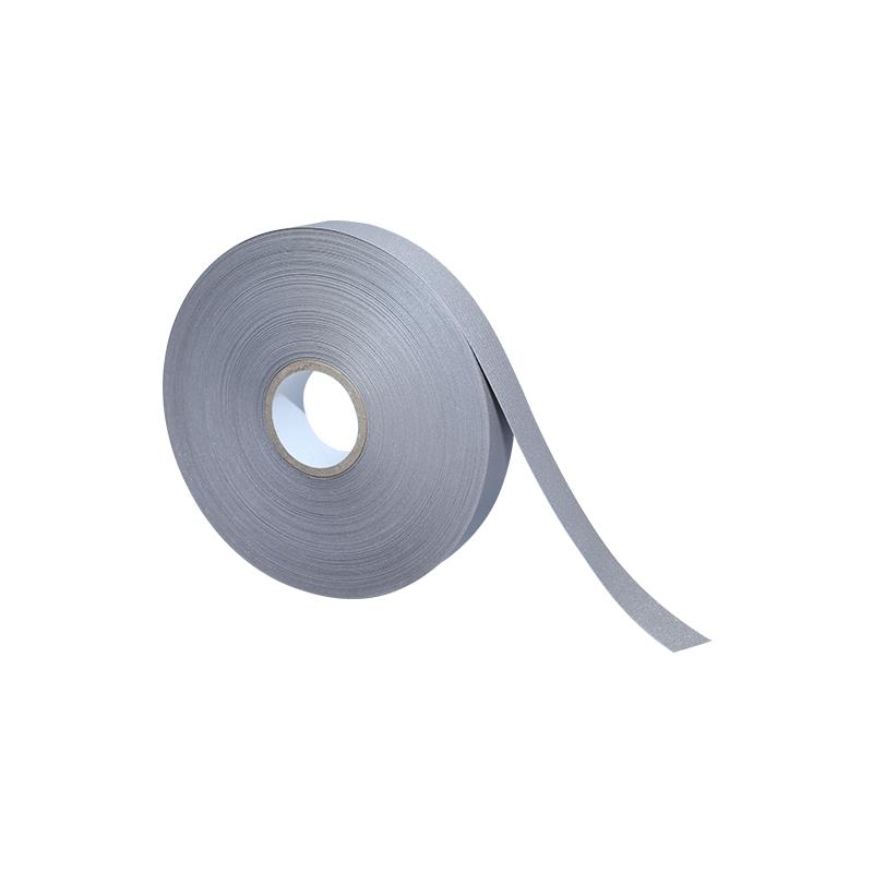 灰色珠光手撕带